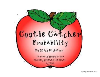 Cootie Catcher - Probability