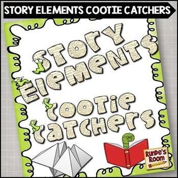 Cootie Catcher Story Elements