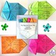 Cootie Catcher Get to Know You with Character Traits Focus
