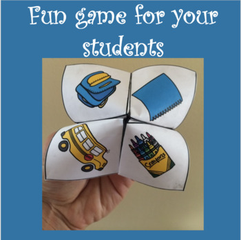 Cootie Catchers BUNDLE