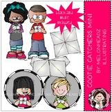 Cootie Catchers clip art - Mini - by Melonheadz
