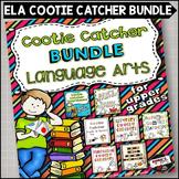 Literacy Centers - Cootie Catcher Bundle