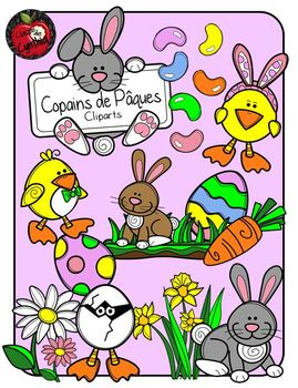 Copains de Pâques
