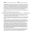 Copernicus Primary Source-Scientific Revolution