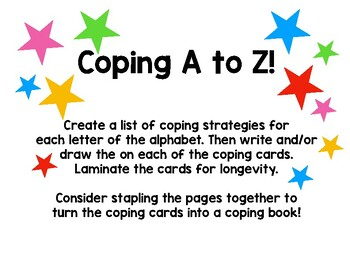 Coping A to Z!
