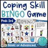 Coping / Calming Skills Bingo!