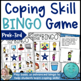 Coping / Calming Skills Bingo!