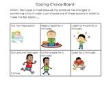 Coping Choice Board