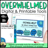 Coping Digital and Printable Tools For Counseling | Distan