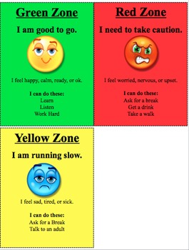 Coping Skill Cards