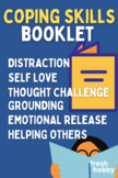 Coping Skill Categories Booklet (Coping Skills Journal / C