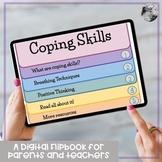 Coping Skills- A Digital Flipbook