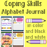 Coping Skills Alphabet Journal