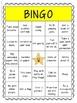 Coping Skills BINGO Counseling Game