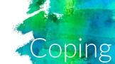 Coping Skills Bulletin Board