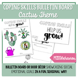 Cactus Bulletin Board - Coping Skills | Cactus Craft
