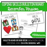 Coping Skills Bulletin Board - December Version