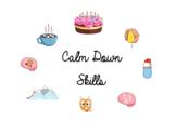 Coping Skills Calm down skills Breathing Visuals