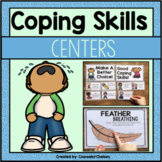 Coping Skills Activities For Social Emotional Learning and Counseling Centers