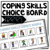 Coping Skills Choice Board