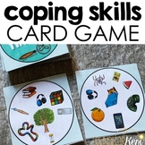 Coping Skills Counseling Game: Finding Calming Strategies