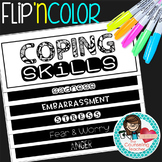 Coping Skills Flip Book