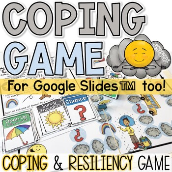 Coping Skills Game for Self-Regulation
