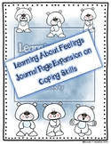 Coping Skills Journal Pages
