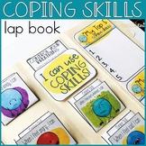 Coping Skills Activities Interactive Calming Strategies Lap Book
