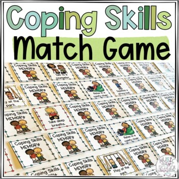 Coping Skills MEMORY Game!