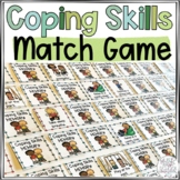 Coping Skills MEMORY Game!