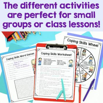 Coping Skills Activities