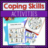 Coping Skills Activities For Self-Regulation Lessons