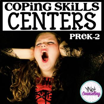 Coping Skills: PreK-2 Centers
