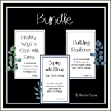 Coping Skills:  Resilience and Stress Management Bundle