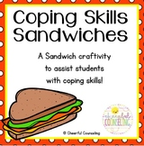 Coping Skills Sandwiches