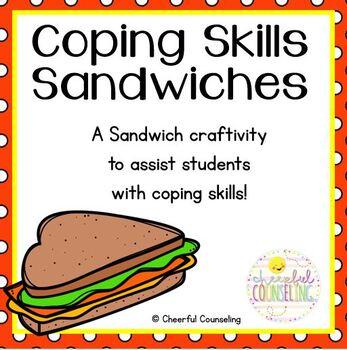 Coping Skills Sandwiches