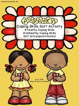 Coping Skills Sort Activity