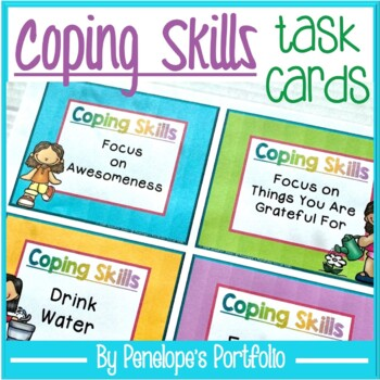 Coping Skills Cards