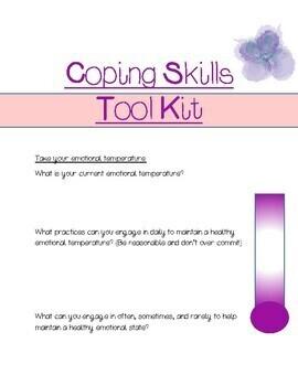 Coping Skills Toolkit