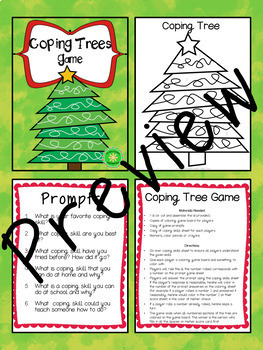 Coping Skills Tree Game