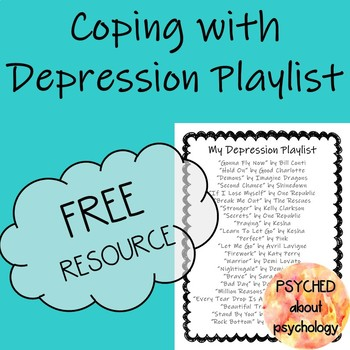 Coping with Depression Playlist