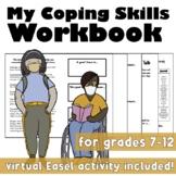 Coping Skills Workbook/Interactive Notebook