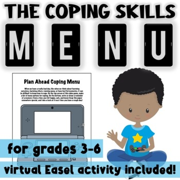 Coping Skills and Crisis Planning: A Video Game Themed Activity