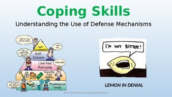 "Coping Skills and Defense Mechanisms; Twice Exceptionals Who Say ""I Don't Care"""