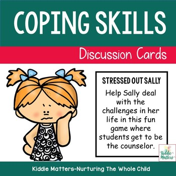 Coping Skills: Stress Management Card Game