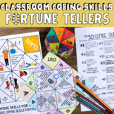 Coping Skills Lesson for School: Classroom Management & Group Counseling Game