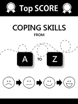 Coping Skills from A-Z Workbook