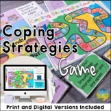 Coping Strategies Board Game