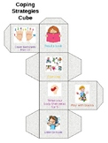 Coping Strategies Cube With Pictures
